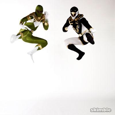 Jump Kicks