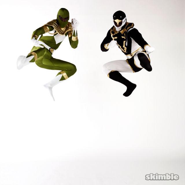 Spooktastic Superheroes