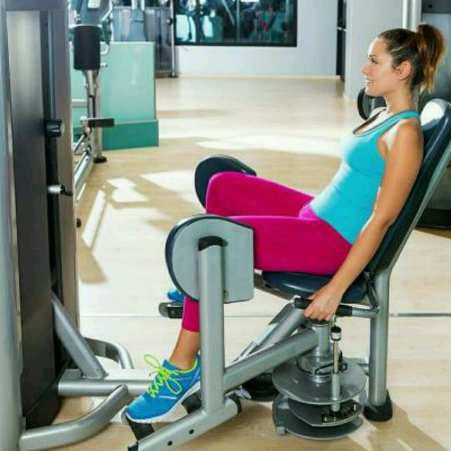 How to do: Hip Abductor - Step 1