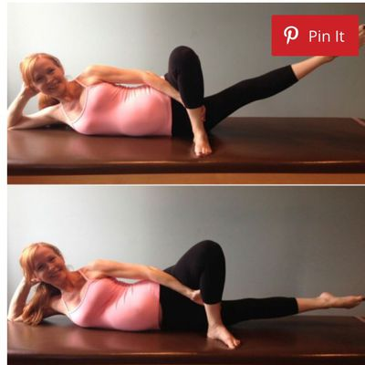 Inner Thigh Circles