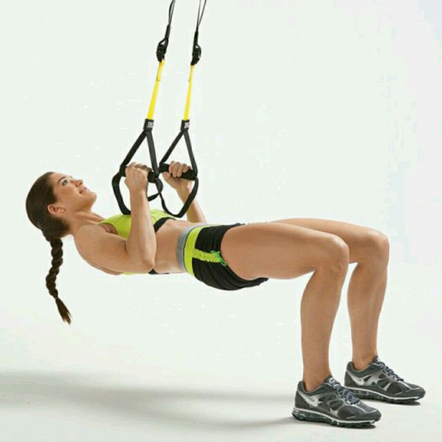 TRX FitNinja Workout 《Goddess》