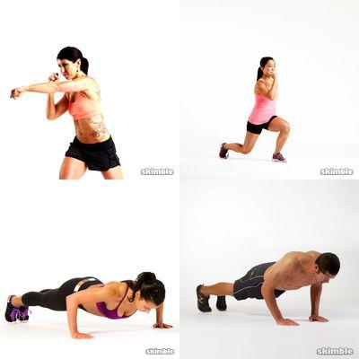 Challenge weekly Kung Fu