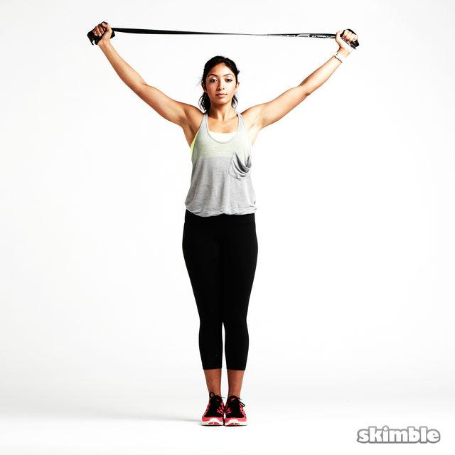 Legs, Shoulders, Back