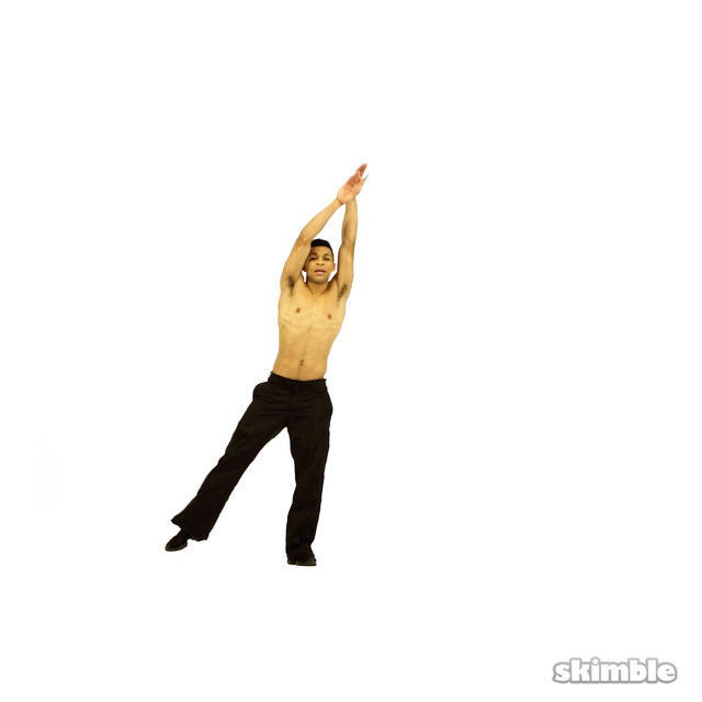 How to do: The Jazzy Ballet Dance - Step 13