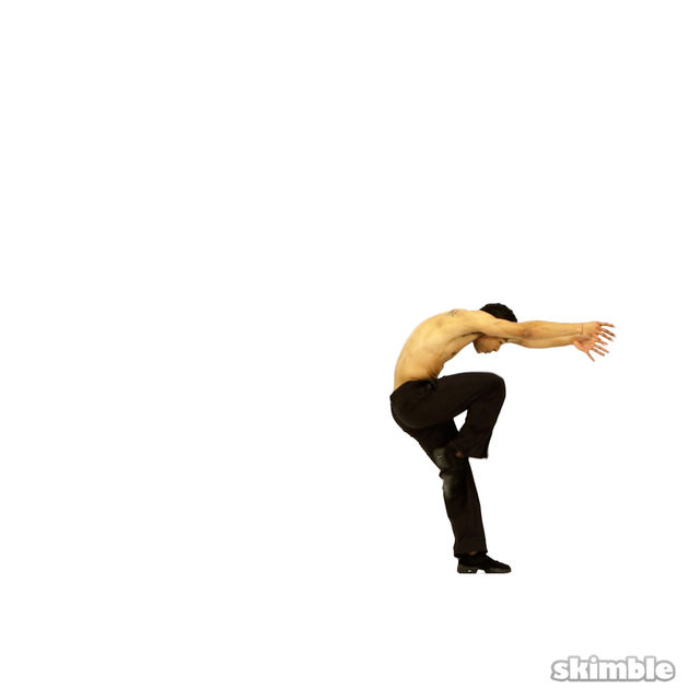 How to do: The Jazzy Ballet Dance - Step 10