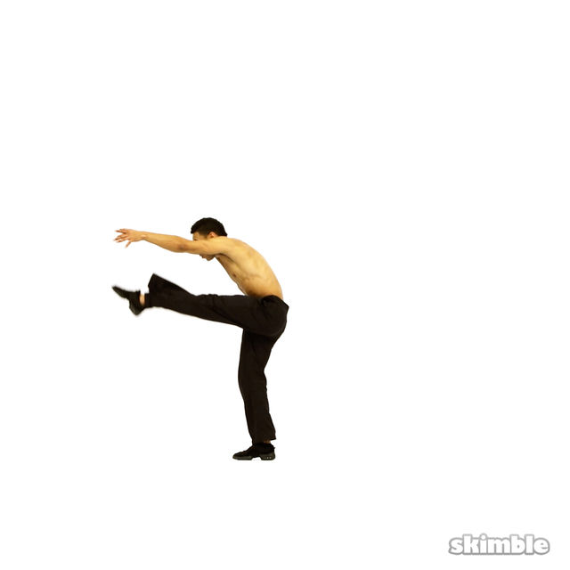 How to do: The Jazzy Ballet Dance - Step 7