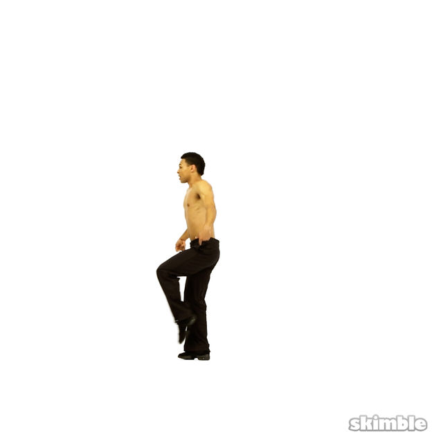 How to do: The Jazzy Ballet Dance - Step 6