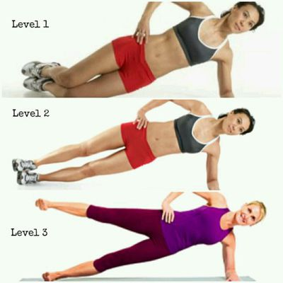 Right Side Plank