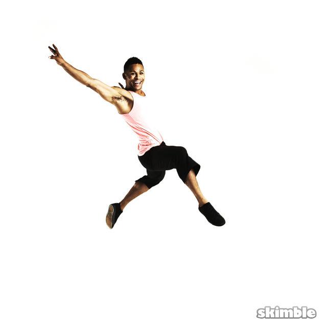 The Jazzy Ballet Dance