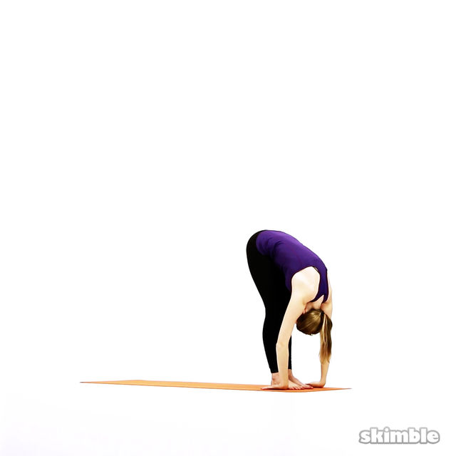 How to do: Modified Vinyasa Flow - Step 3