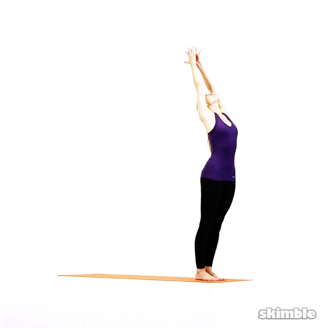 How to do: Modified Vinyasa Flow - Step 2