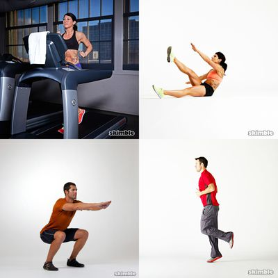 aj's workout