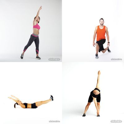 my whole body workouts