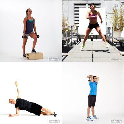 130 workouts