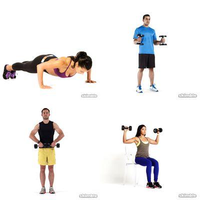 regular workouts