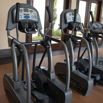 The Elliptical Trainer