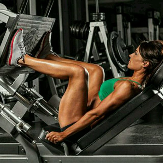 How to do: Leg Press Machine - Step 1