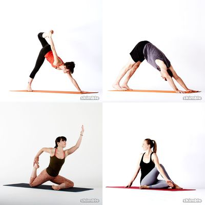 Yoga & Pilates Sessions
