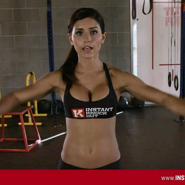 How to do: Side Lateral Raise - Step 1