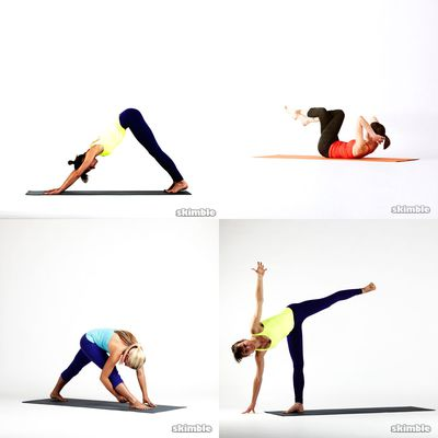yoga lose weight