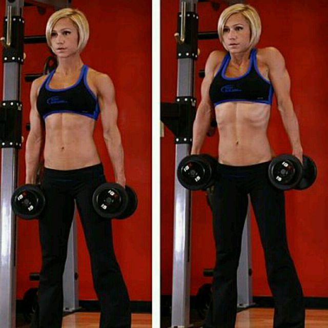 How to do: Dumbell Shoulder Shrug - Step 1
