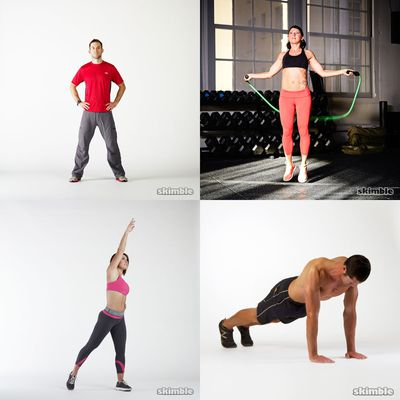 Strength/cardio