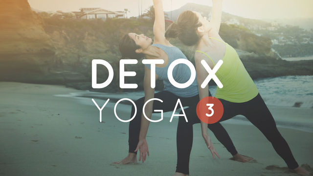 DETOX Yoga 3