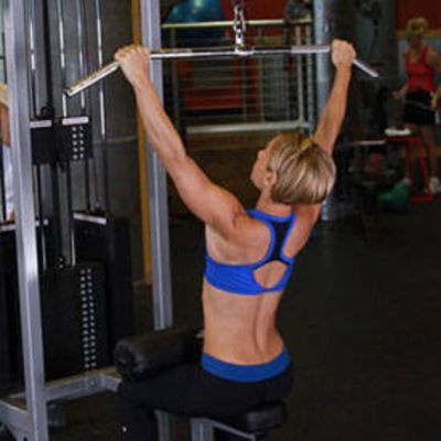 Lat Cable Pull Down