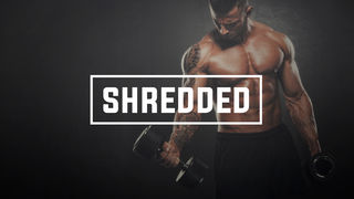 Shredded