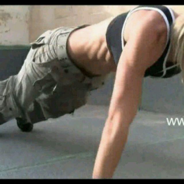 How to do: Prisoner Burpees - Step 5
