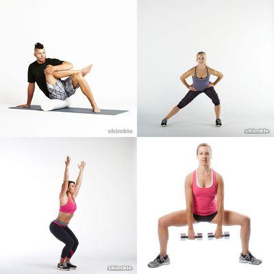 lower body/legs!!