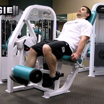Isolated Leg Extension