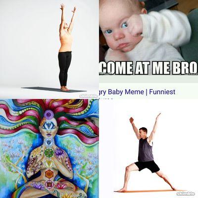 yoga seuence
