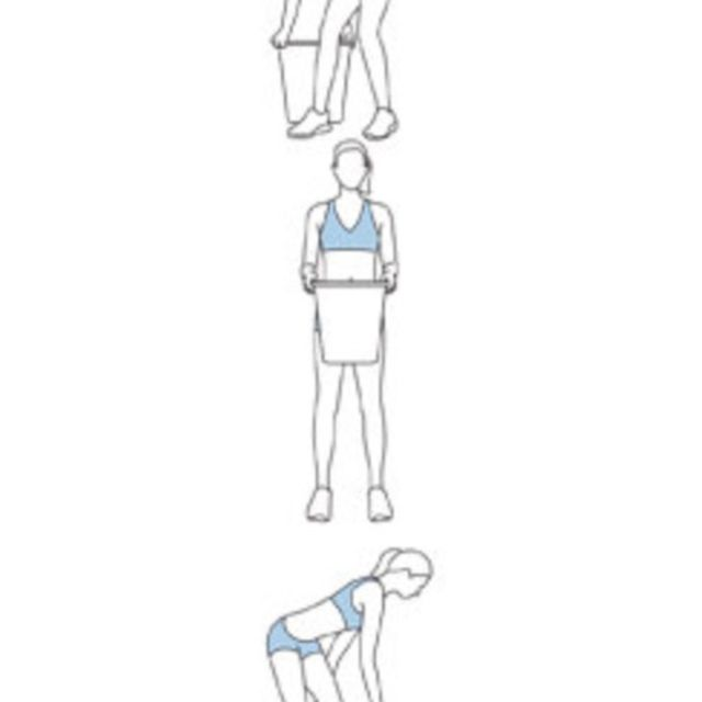 How to do: Twist, Squat, & Lift - Step 1
