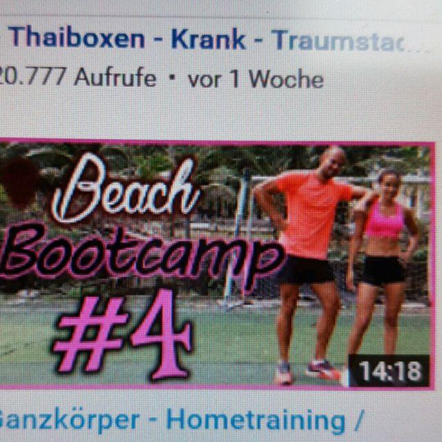 Beach Bootcamp #4
