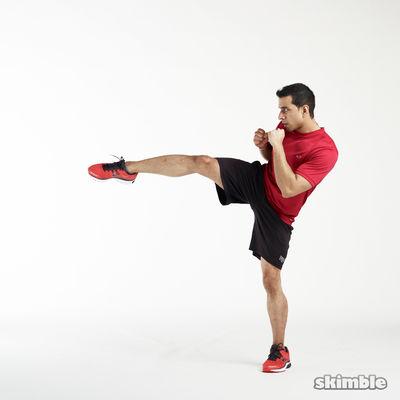 Entrenamiento Para Taekwondo