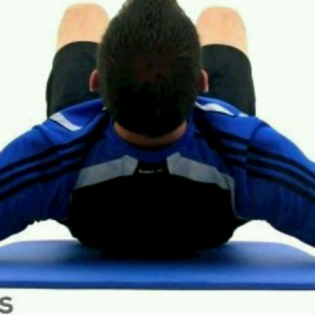 How to do: Reverse Elbow Push-ups - Step 2
