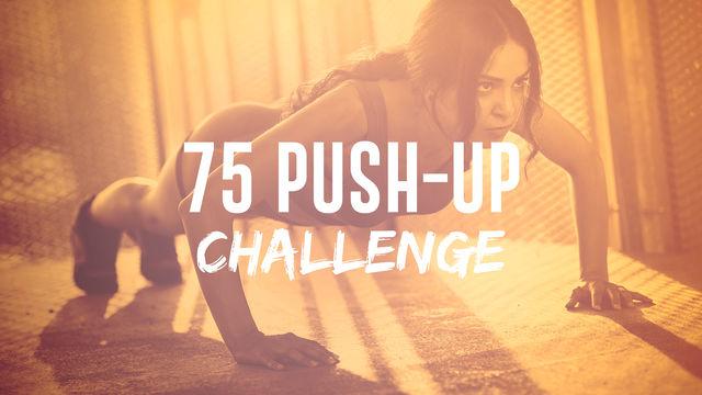 75 Push-Up Challenge