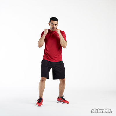 HeyFit Kickboxing Workout