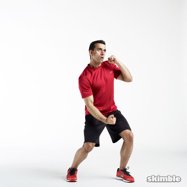 How to do: Upper Cuts - Step 5