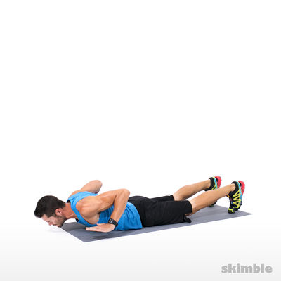 Hand Release Push-ups