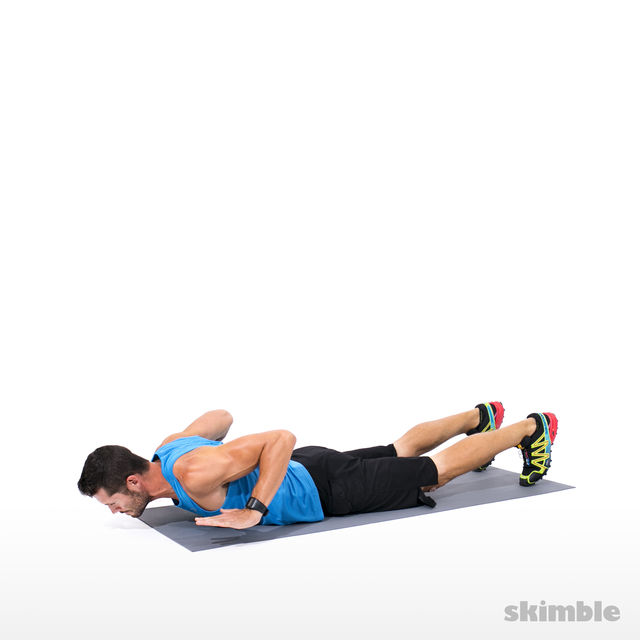 20-Minute Strength Training Workout for Runners*C