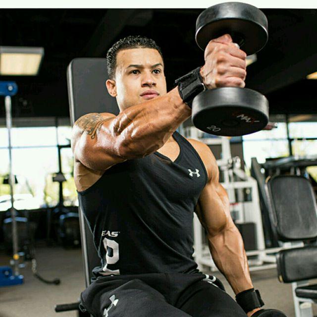 3 Week Shoulder And Triceps