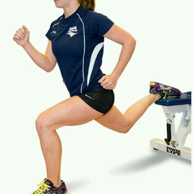 How to do: Single-Leg Squat - Step 1