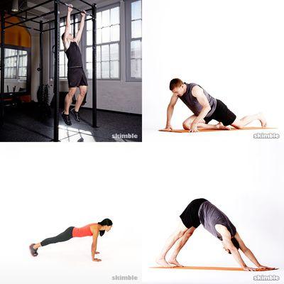 Daily/Yoga