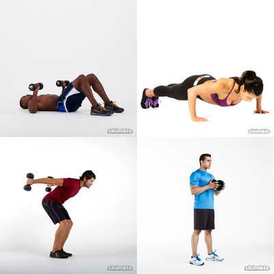 Phillip Strength Workouts