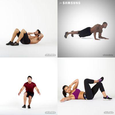 get back to shape