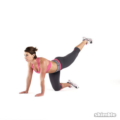 Easy fast Booty workout