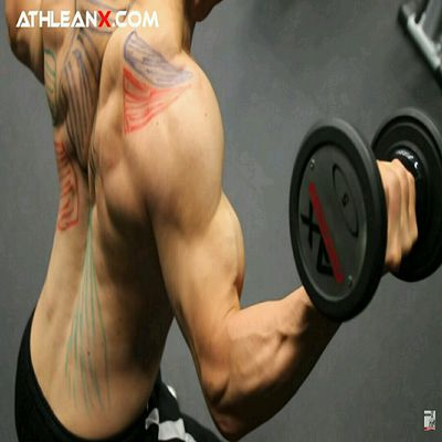 Upper Back - Bentover W Raise