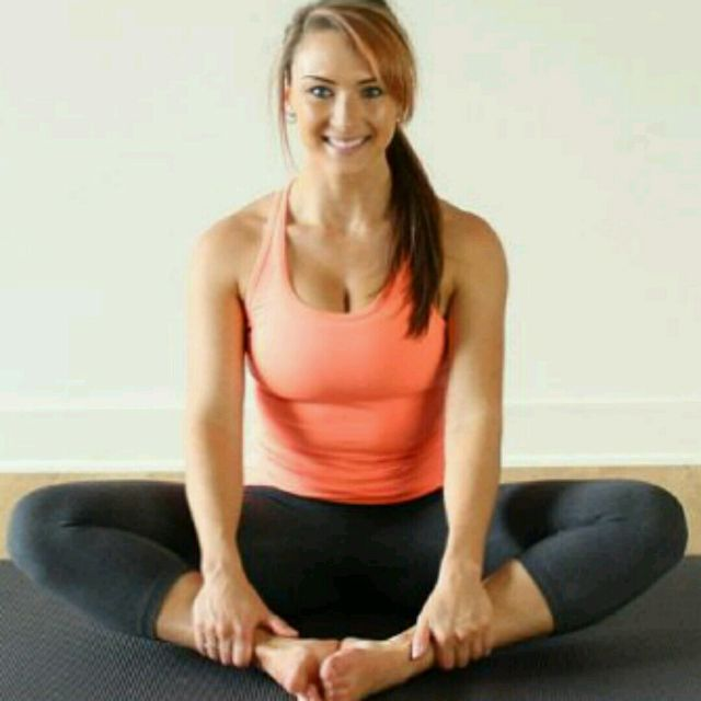 How to do: Hip Stretch - Butterfly Pose - Step 1